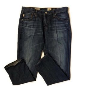 AG Adriano Goldschmied The Graduate Jeans Size 33